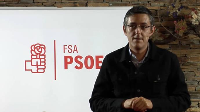 Madina promete el apoyo del PSOE a la aprobación de un ingreso mínimo vital