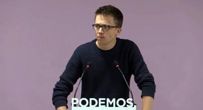 Errejón quiere restar poder a Iglesias: no podrá convocar referéndums y tendrá limitados los mandatos