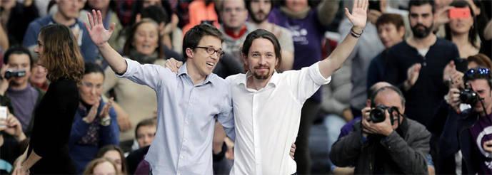 Cuenta atrás para un acuerdo que evite el enfrentamiento en las primarias de Podemos