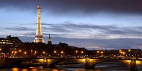 En cada rincón de París las rosas claman a gritos...