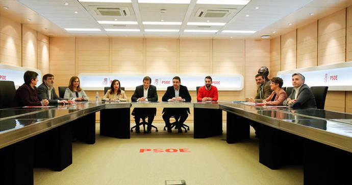 El PSOE quiere hacer frente en su congreso al