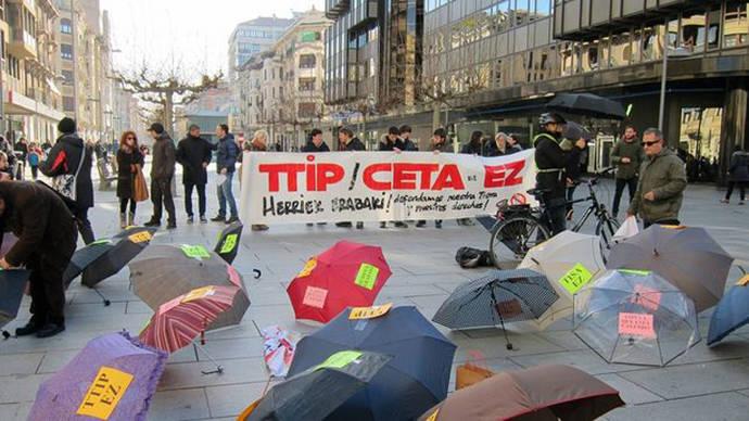 El Parlamento Europeo da el primer paso para aprobar el CETA en febrero