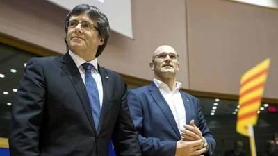 El gobierno catalán insiste en realizar el referéndum independentista en mayo