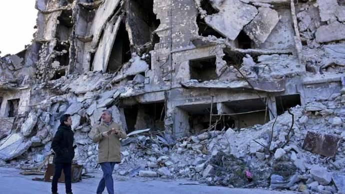 Presentan una querella contra Al Assad por terrorismo en tribunal español