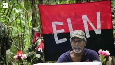 El ELN libera a excongresista que tenía secuestrado desde hace 10 meses