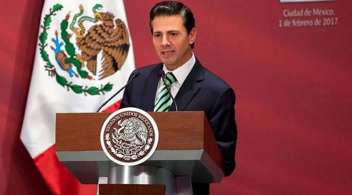 Senadores instan a que se revele conversación entre Trump y Peña Nieto