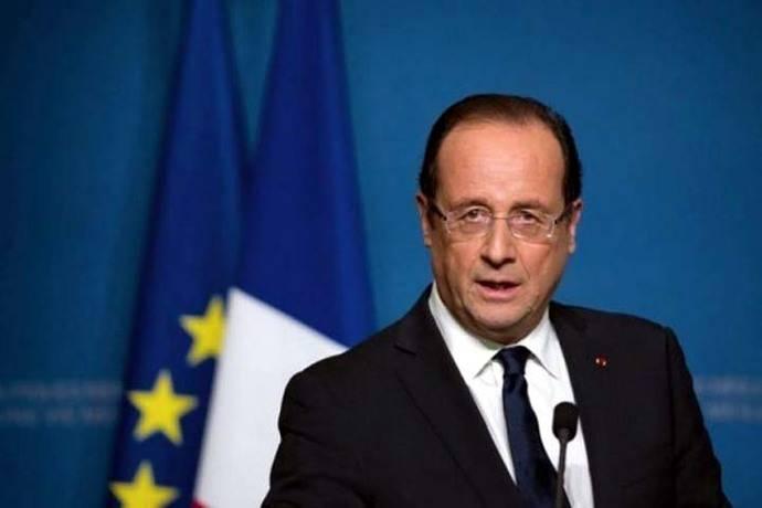 Hollande: la presión de Trump sobre la Unión Europea es