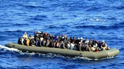 Salvan a 1.600 migrantes en escenas