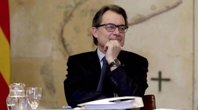 Artur Mas afirma que acelerará el proceso separatista catalán