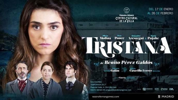 """""""Tristana"""", la gran novela de Pérez Galdós, sobre la emancipación de la mujer"""