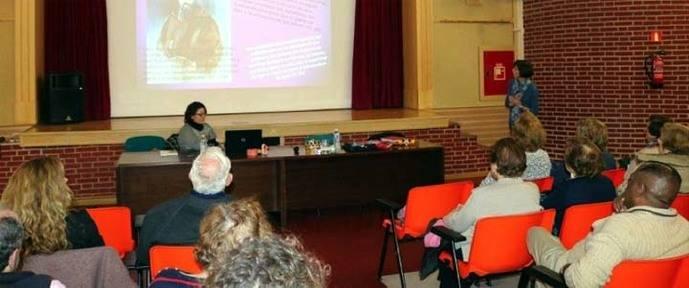 """Ana Almarza: """"La trata de personas, una realidad cercana"""""""