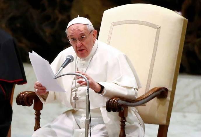 El Papa revela sus secretos contra el estrés y admite corrupción en el Vaticano