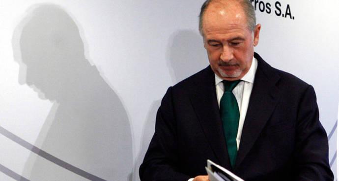 Hacienda acusa a Rodrigo Rato de defraudar 6,8 millones de euros