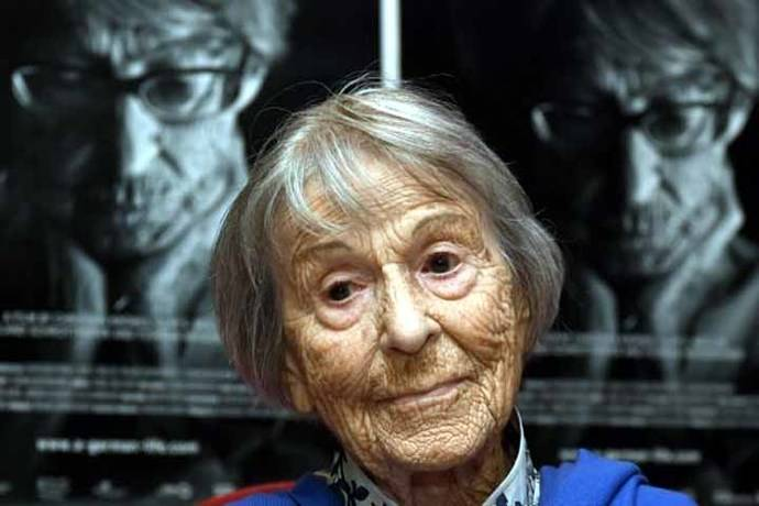 Brunhilde Pomsel, murió en Alemania a la edad de 106 años