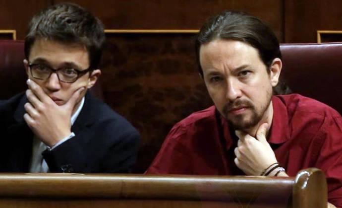 Las críticas de Luis Alegre muestran una ruptura total a cinco días de renovarse la dirección de Podemos