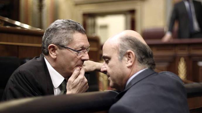 El Ayuntamiento de Madrid investiga un contrato de Gallardón con Lehman Brothers cuando De Guindos era su presidente