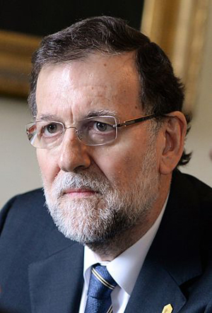 Mariano Rajoy/ Wikipedia https://commons.wikimedia.org/w/index.php?curid=39129722