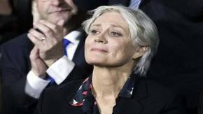 Penelope Fillon, la esposa del candidato de la derecha a las presidenciales francesas, François Fillon