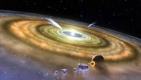 Exocometas en la constelación Leo