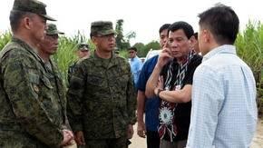 Duterte pone fin al alto el fuego con rebeldes comunistas en Filipinas