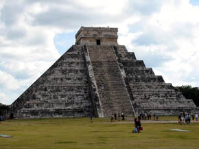 Donde los Mayas edificaron su mundo