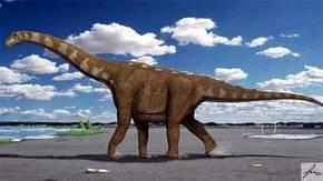 Descubierta la utilidad de la armadura ósea de los últimos dinosaurios gigantes