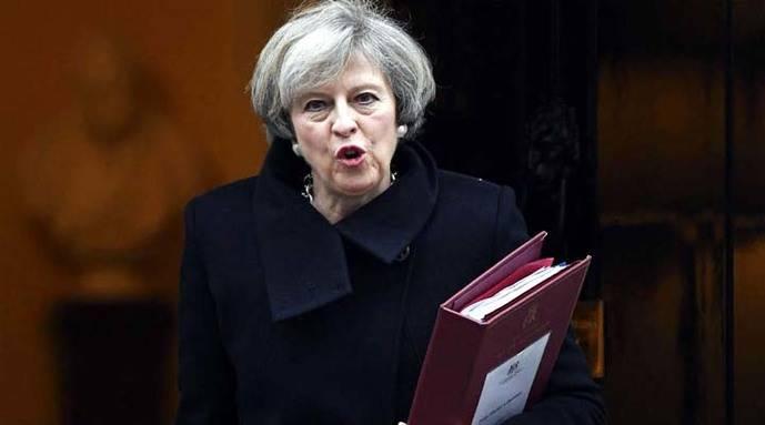 Gobierno británico insta a Cámara de los Lores que no bloquee el Brexit