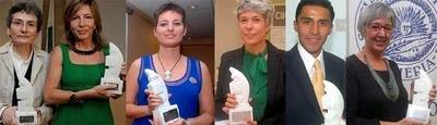 Convocado el VI Premio Internacional de Periodismo Colombine que patrocina Fundación Unicaja