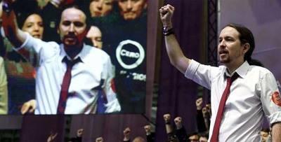 Podemos da el poder a Pablo Iglesias y afronta el reto de la unidad interna