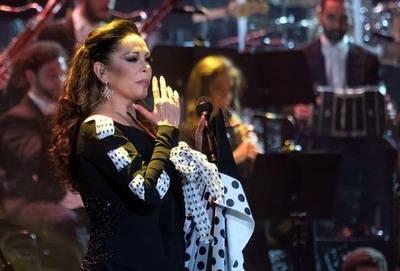 Primer concierto de una 'indultada' Isabel Pantoja