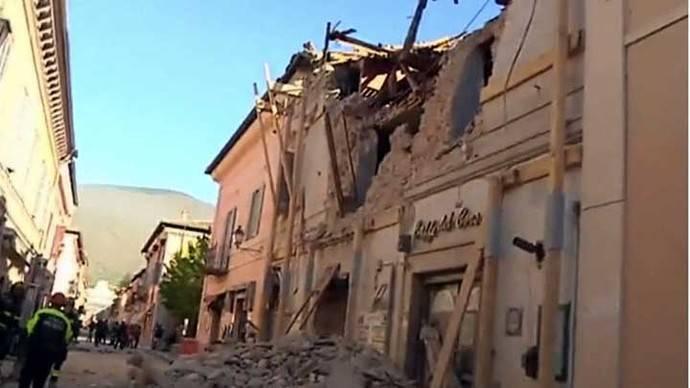 Daños por terremotos en Italia costaron 23.000 millones de euros