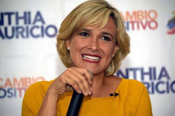 Cynthia Viteri: