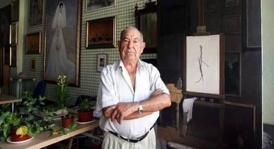Exposición del pintor albacetense Paco Pérez Moreno