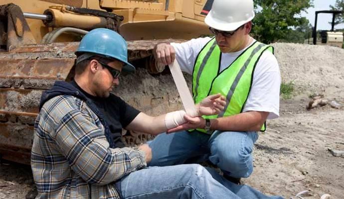 Crece el número de accidentes laborales en España