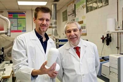 Nueva fórmula para el sellado de cavidades pleurales
