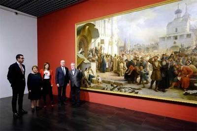 Exposición Kandinsky y Rusia - La Dinastía Románov