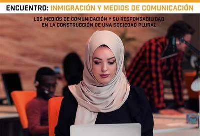 Encuentro sobre inmigración y medios de comunicación