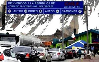 Paso Fronterizo Los Libertadores