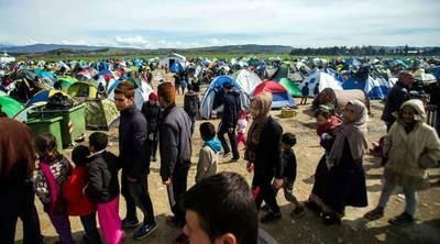 Suecia registró aumento poblacional récord por llegada de refugiados