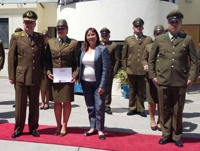 Carabineros y Sernatur lanzaron Patrulla Preventiva Turística en Valparaíso