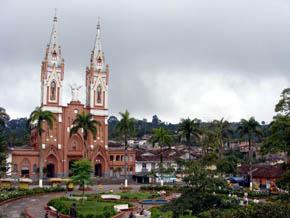 Eje cafetero de Colombia, en lo grande de las rutas de turismo