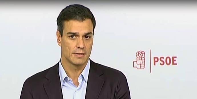 Pedro Sánchez tiene previsto presentar su proyecto para el PSOE el lunes
