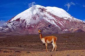 Ecuador, un país entre volcanes
