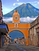 Guatemala, los colores de la amistad