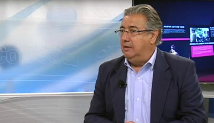 Zoido sitúa actuaciones policiales de la etapa de Fernández Díaz fuera del Estado de Derecho