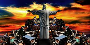 Favelas de Río de Janeiro; extrañamente guardianas de algo