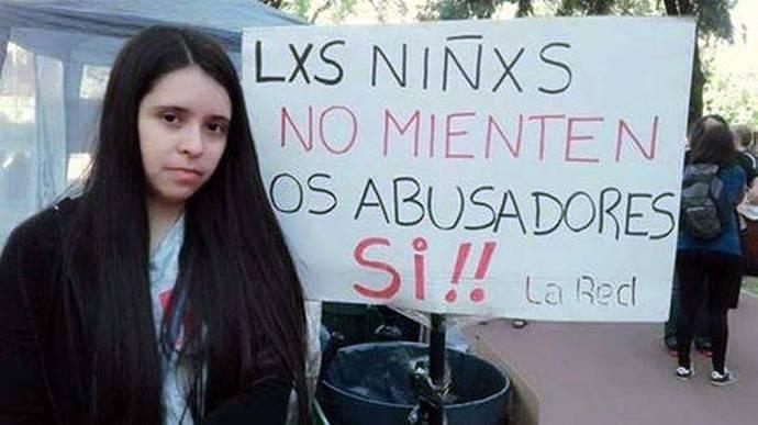Micaela Rodríguez (Foto: Facebook - Por una infancia sin dolor)