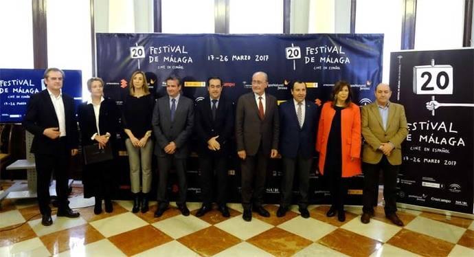 Presentación de contenidos del 20º festival de Málaga. Cine en español