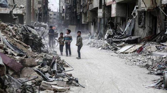 Ejército sirio entró en Palmira ciudad antigua controlada por ISIS