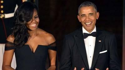 Los Obama firman un contrato récord para publicar sus memorias